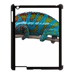 Reptile Lizard Animal Isolated Apple Ipad 3/4 Case (black) by Sapixe