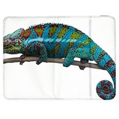 Reptile Lizard Animal Isolated Samsung Galaxy Tab 7  P1000 Flip Case by Sapixe