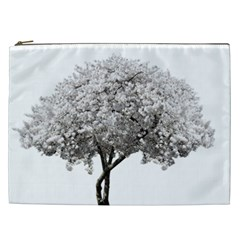 Nature Tree Blossom Bloom Cherry Cosmetic Bag (xxl)