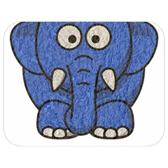 Elephant Animal Cartoon Elephants Full Print Lunch Bag by Sapixe