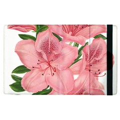 Flower Plant Blossom Bloom Vintage Apple Ipad Pro 9 7   Flip Case by Sapixe