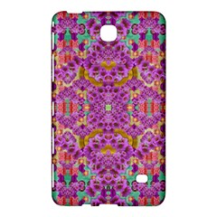 Fantasy Flower Festoon Garland Of Calm Samsung Galaxy Tab 4 (7 ) Hardshell Case  by pepitasart