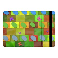 Easter Egg Happy Easter Colorful Samsung Galaxy Tab Pro 10 1  Flip Case