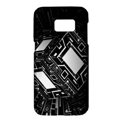 Technoid Future Robot Science Samsung Galaxy S7 Hardshell Case  by Sapixe