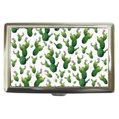 Cactus Pattern Cigarette Money Cases