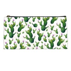 Cactus Pattern Pencil Cases