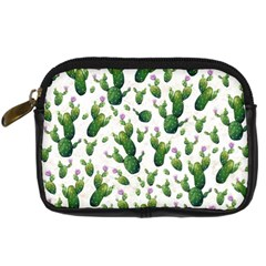 Cactus Pattern Digital Camera Cases