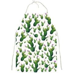 Cactus Pattern Full Print Aprons