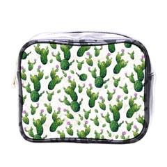 Cactus Pattern Mini Toiletries Bags
