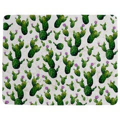 Cactus Pattern Jigsaw Puzzle Photo Stand (rectangular)