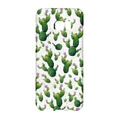Cactus Pattern Samsung Galaxy S8 Hardshell Case