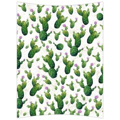 Cactus Pattern Back Support Cushion