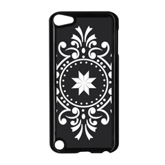 Table Pull Out Computer Graphics Apple Ipod Touch 5 Case (black) by Sapixe