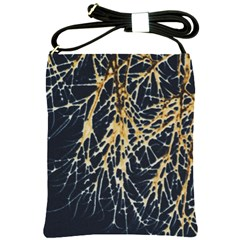 Nature Model No One Wallpaper Shoulder Sling Bags by Sapixe