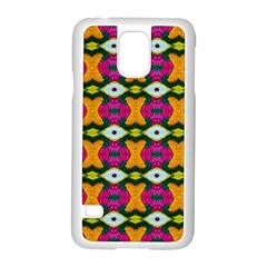 Artwork By Patrick Colorful 2 3 Samsung Galaxy S5 Case (white)