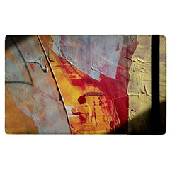 Painting Macro Color Oil Paint Apple Ipad Pro 9 7   Flip Case by Sapixe
