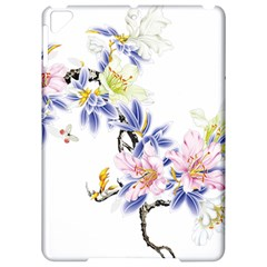 Lily Hand Painted Iris Apple Ipad Pro 9 7   Hardshell Case by Sapixe