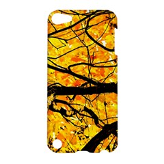 Golden Vein Apple Ipod Touch 5 Hardshell Case by FunnyCow