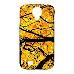 Golden Vein Samsung Galaxy S4 Classic Hardshell Case (pc+silicone) by FunnyCow