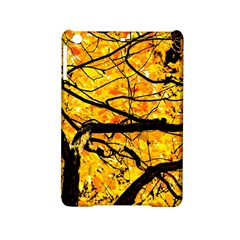 Golden Vein Ipad Mini 2 Hardshell Cases by FunnyCow