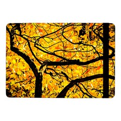 Golden Vein Samsung Galaxy Tab Pro 10 1  Flip Case by FunnyCow
