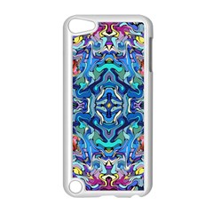 Colorful 2 4 Apple Ipod Touch 5 Case (white)