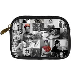Frida Kahlo Pattern Digital Camera Cases