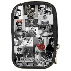 Frida Kahlo Pattern Compact Camera Cases