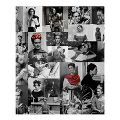 Frida Kahlo Pattern Shower Curtain 60  X 72  (medium)