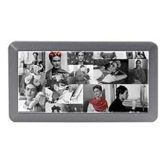 Frida Kahlo Pattern Memory Card Reader (mini)