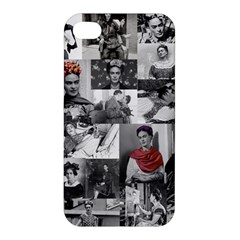 Frida Kahlo Pattern Apple Iphone 4/4s Hardshell Case