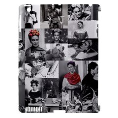 Frida Kahlo Pattern Apple Ipad 3/4 Hardshell Case (compatible With Smart Cover)