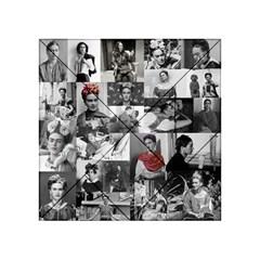 Frida Kahlo Pattern Acrylic Tangram Puzzle (4  X 4 )