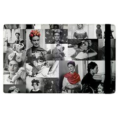 Frida Kahlo Pattern Apple Ipad 3/4 Flip Case