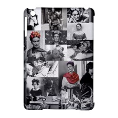 Frida Kahlo Pattern Apple Ipad Mini Hardshell Case (compatible With Smart Cover)