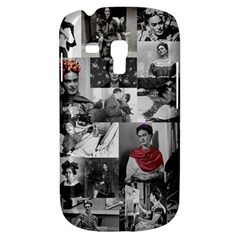 Frida Kahlo Pattern Samsung Galaxy S3 Mini I8190 Hardshell Case