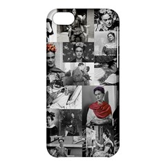 Frida Kahlo Pattern Apple Iphone 5c Hardshell Case