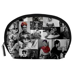 Frida Kahlo Pattern Accessory Pouches (large)