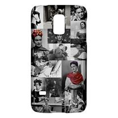 Frida Kahlo Pattern Samsung Galaxy S5 Mini Hardshell Case