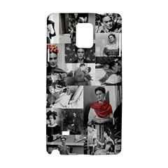 Frida Kahlo Pattern Samsung Galaxy Note 4 Hardshell Case