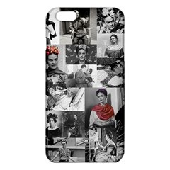 Frida Kahlo Pattern Iphone 6 Plus/6s Plus Tpu Case