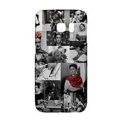 Frida Kahlo Pattern Samsung Galaxy S6 Edge Hardshell Case