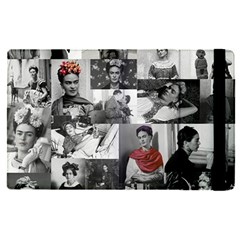 Frida Kahlo Pattern Apple Ipad Pro 9 7   Flip Case