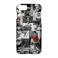 Frida Kahlo Pattern Apple Iphone 7 Hardshell Case