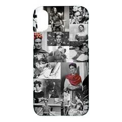Frida Kahlo Pattern Apple Iphone X Hardshell Case