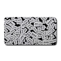 Audio Tape Pattern Medium Bar Mats