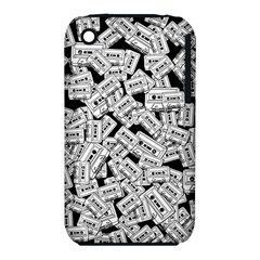 Audio Tape Pattern Iphone 3s/3gs