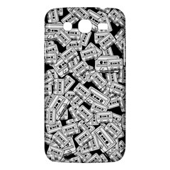 Audio Tape Pattern Samsung Galaxy Mega 5 8 I9152 Hardshell Case