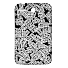 Audio Tape Pattern Samsung Galaxy Tab 3 (7 ) P3200 Hardshell Case