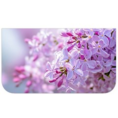 Pink Lilac Flowers Lunch Bag by FunnyCow